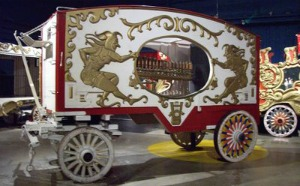 Ringling Circus Museum in Sarasota, FL