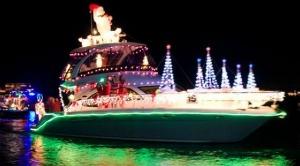 Sarasota Christmas Boat Parade