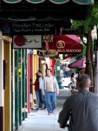 Downtown Sarasota Main Street